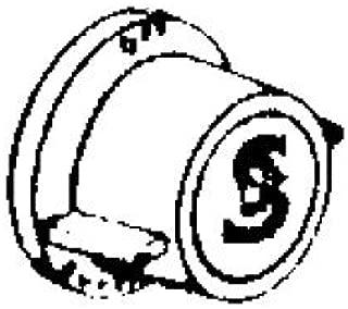 SINGER Buttonhole Knob 163721-656 Fits Models 600, 600E Touch & Sew 630, 635, 636, 638, 640, 645, 646, 648.