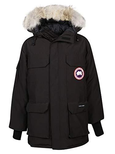 Canada Goose Luxury Fashion Herren CG4660M3161 Schwarz Polyester Jacke | Herbst Winter 20