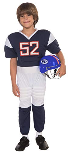 Forum Novelties Child's Costume Football Player, Medium