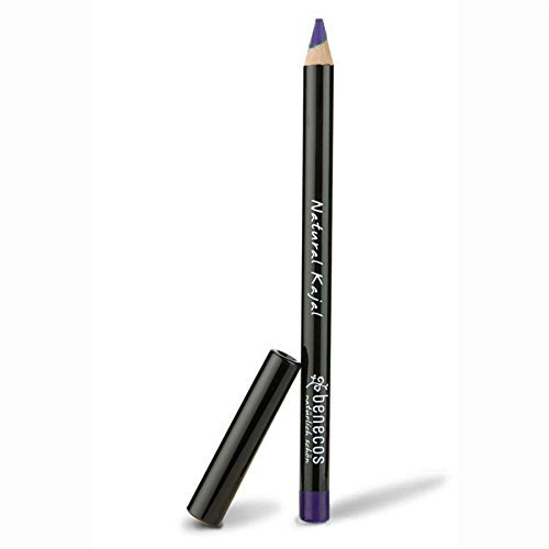 Natural Kajal Eye Liner, Midnight Blue, 1.13 g by Benecos