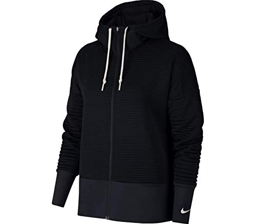 Nike - Dry Double Full-Zip Damen Trainingshoodie S
