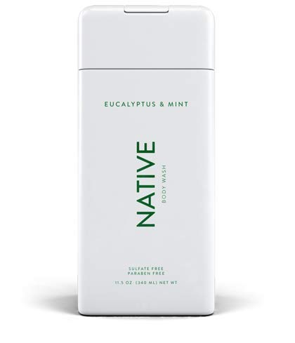 Native Eucalyptus & Mint Body Wash 11.5oz - 2-PACK