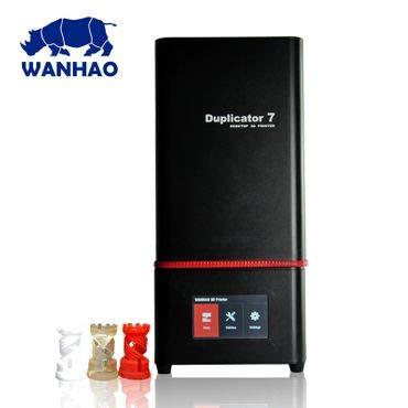 WANHAO Duplicator 7 Plus más 1 litro de resina