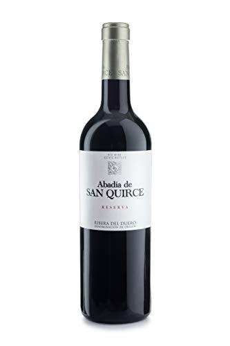 Abadía de San Quirce Vino Tinto Reserva - 750 ml