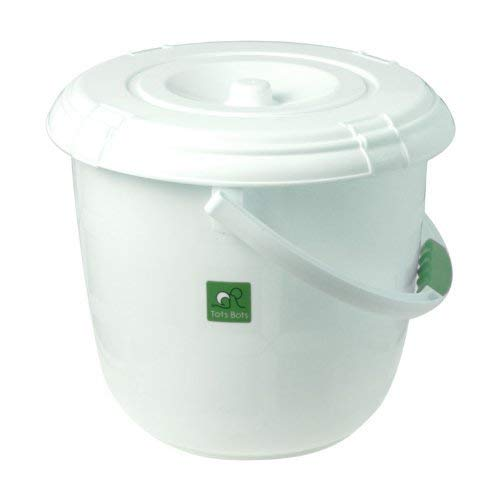 TotsBots 16L Nappy Bucket for Use with TotsBots Reusable Nappies