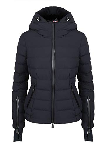 Moncler Luxury Fashion Damen 1A530405399D999 Schwarz Polyamid Steppjacke | Ss21