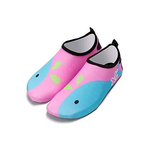QYJY Water Shoes waterschoenen strandschoenen heren dames blote voetsokken sneldrogend en gezellig voor het strand snorkelen surfen duiken yoga-oefeningen (Color : NO.22, maat: 27,9 cm)