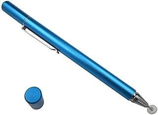 Gooder Universal 2 في 1 قلم شاشة لمس لكل شاشات اللمس بالسعة الهواتف المحمولة والأجهزة اللوحية (أزرق)