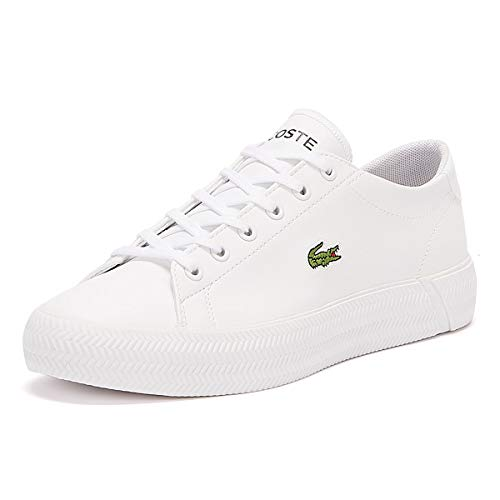 Lacoste GRIPSHOT White 40CUJ0006 Zapatillas para Mujer, 38