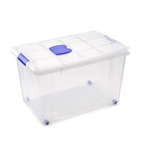 Plastic Forte - Caja de ordenación n 4 55 litros