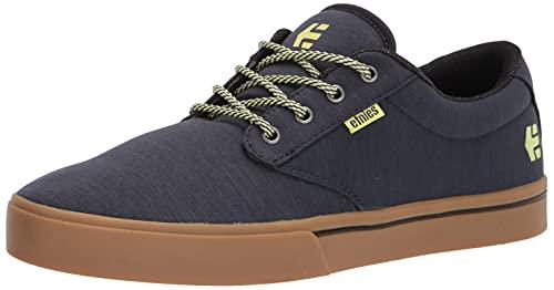 Etnies Jameson Preserve, Zapatos de Skate Hombre, Azul Marino (Navy Gum), 42.5 EU