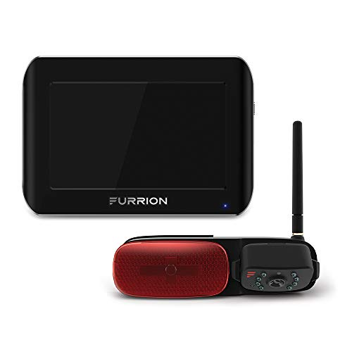 Furrion Vision S 7 Inch Wireless RV Backup System with 1...