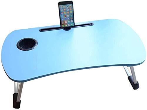 LHY - multifunctionele klaptafel laptoptafel eenvoudig bureau op bed kleine eettafel in de slaapkamer antislip