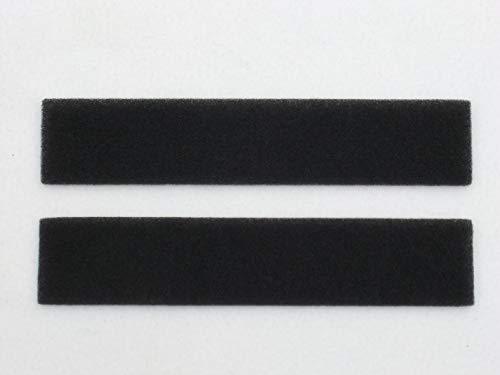 Filter für Miele 9688380 + 9688381 Schwammfilter Wärmepumpentrockner Filterschaum Schaumstoff Filter-Türöffnung