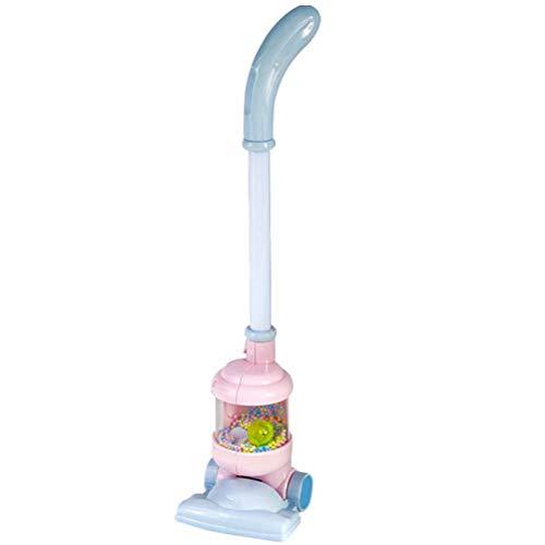BSTCAR Kinderstaubsauger Spielzeug Kinder Staubsauger mit Licht Und Ton Elektrischer Staubsauger Mini Lustiges Haushaltsspielzeug,Geschenk für Kinder