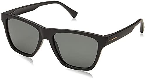 HAWKERS One LS Gafas de Sol, Polarized Black, Talla única Unisex Adulto