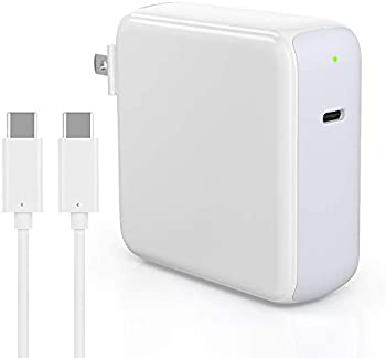 Zealife 87W USB C Charger Power Adapter with 6.6ft USB-C Cable