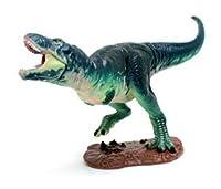 恐竜模型図鑑 ローソン限定 海洋堂ダイノテイルズ7 チョコラザウルス 01.ティラノサウルス(Bカラー)