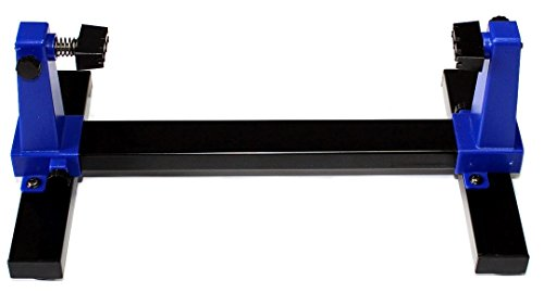Komerci Platinenhalter ZD-11E Werkstückhalter Bestückungsrahmen helfende dritte Hand Perfekt Zum Löten Schwarz-Blau