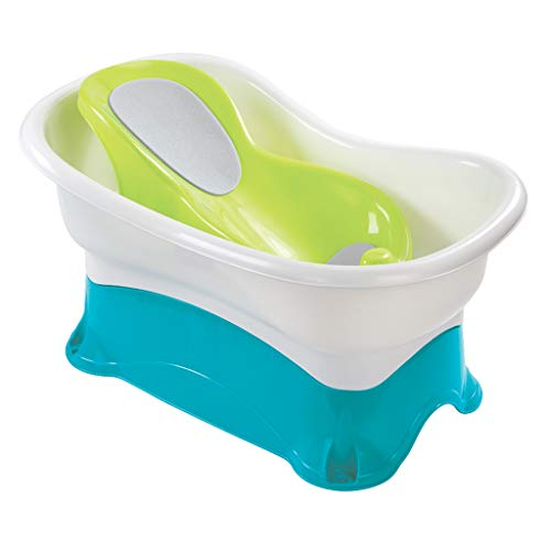 Summer Comfort Height Baby Bath Tub
