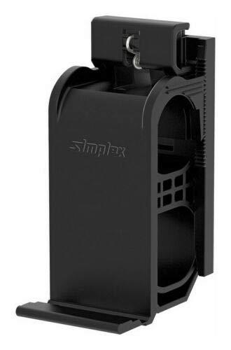 10 SET - Simplex SX Befestigungsschelle - KOMFORT PLUS - für Sockelleisten - F72003
