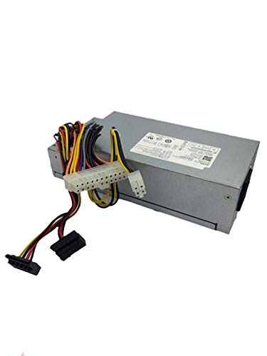Asia New Power New 220W Watt L220AS-00 Desktop Power Supply Unit PSU for Dell Inspiron 3647 660s Vostro 270s Small Form Factor Computer Compatible Model Numbers: PS-5221-9 H220AS-00 H220NS-01
