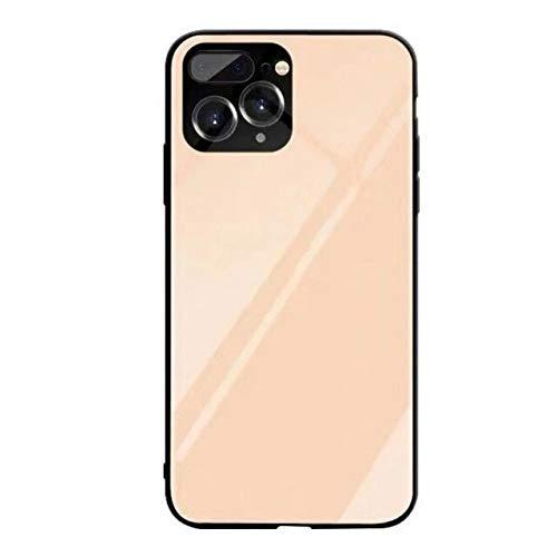 Para Iphone 7 8 Plus oro espejo silicona suave cubierta protectora para 6 6s 7 8plus/x/xs/xr segundos cambiar a para 11 Pro Max
