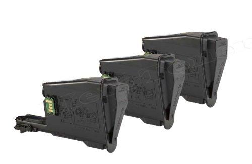 Premium 3x Tóner equivalente a Kyocera fs1041fs1220mfp fs1320mfp TK-1115(1600páginas)