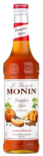 Monin Pumpkin Spice (Würziger Kürbis) Sirup 0,7 Liter