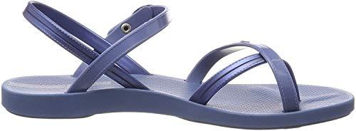 Ipanema Damen Fashion Sand VII FEM Slingback Sandalen, Blau (Blue/Blue 8330), 39 EU
