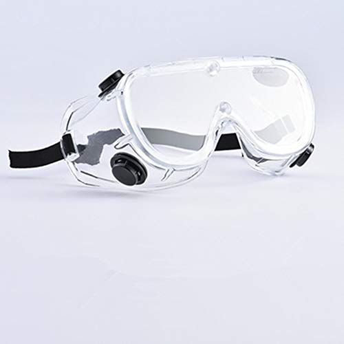 Beschermende brillen kunnen gedragen afdichting de veiligheidsbril myopie speekseldruppeltjes platte spiegel anti-condens bril stof,1