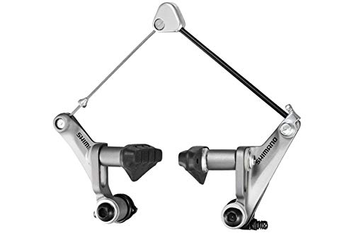 Shimano BR-CX50 Cyclo Freni Cantilever, Anteriore/Posteriore, Argento