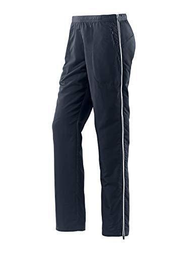 Joy Sportswear Damen Sporthose MERRIT ideal für Fitness und Outdoor-Aktivitäten   atmungsaktiv   Bewegungsfreiheit Normalgröße, 48, Night/White