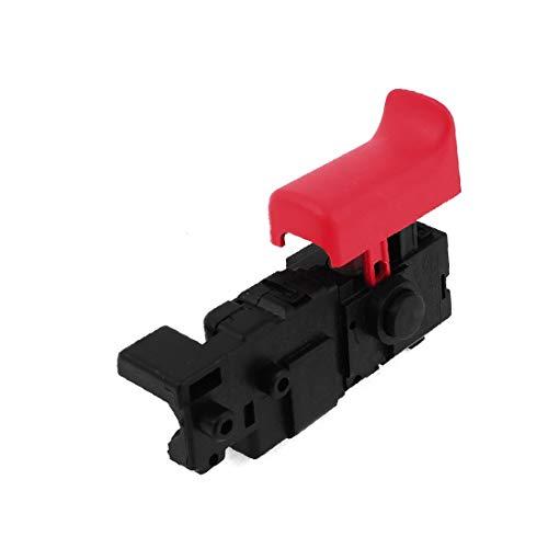 X-DREE AC 250V 6A alto rendimiento Interruptor de activación esencial de herramienta eléctrica bien hecho Para bosch GBH2-22 / GBH2-26(964-31-cc-1b4)