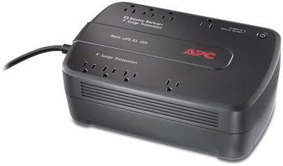 APC BE450G Back-UPS ES 8-Outlet 450VA 120V Uninterrupted Power Supply (Discontinued by Manufacturer)