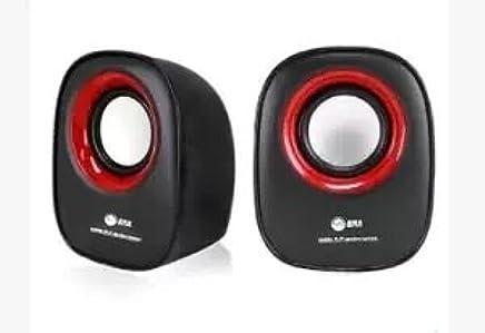 USB 2.0 Speaker for laptop PC desktop MP3 MP4 PSP For hifier AV-020 Mini speaker wired speaker