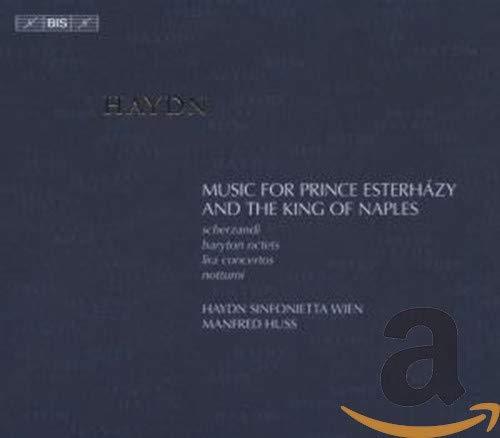Musik Für Prinz Esterhazy und Den König Von Neapel