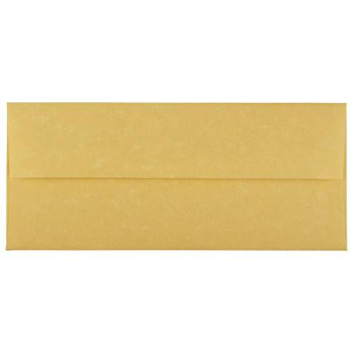 133,4 x 184,1 mm JAM PAPER Buste per Inviti Colorate Blu Riciclato 50//Pacchetto