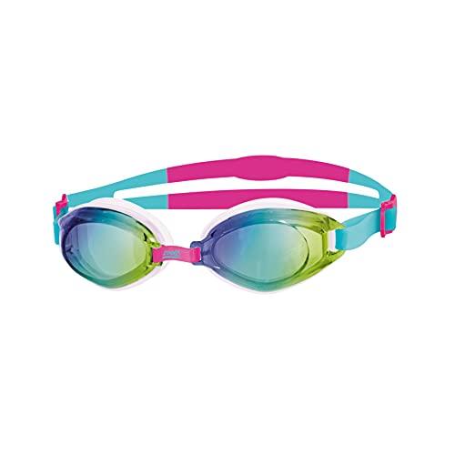 Zoggs Endura Mirror Gafas de natación, Adultos Unisex, Multicolor (Multicolor), Talla Única