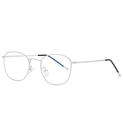 SXSHYUFC Anti-Schwindel Blaulichtfilter Brille,Blaufilter Brille,Computerbrille,PC Gaming Brille,Anti Blaulicht Brille Blue Light Blocking Glasses Anti Augen Müdigkeit Anti-Müdigkeit, 3