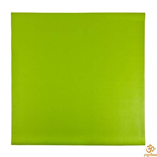 Yogilino® Krabbelmatte 160 x 160 cm in Deutschland hergestellt, grün
