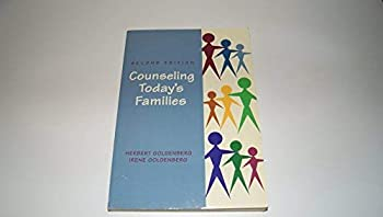 Counseling Today S Families 0534205267 Book Cover