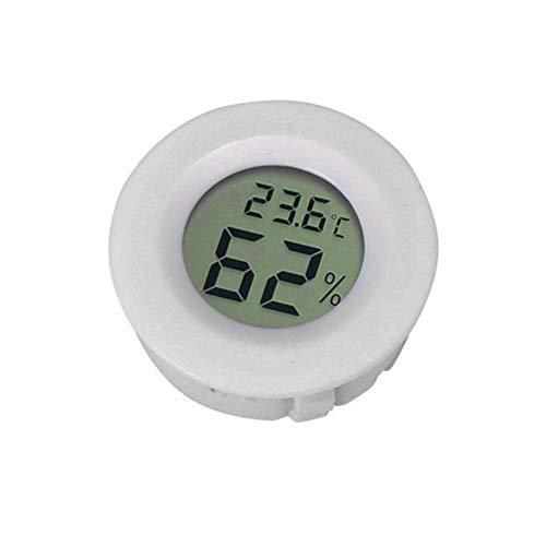 D.ragon Reptil Thermometer Eidechse Terrarium Hygrometer Schildkröte Elektronische Mini Thermometer Einfache Stil workable
