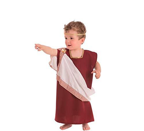 Creaciones Llopis Disfraz de Emperador Romano para bebé