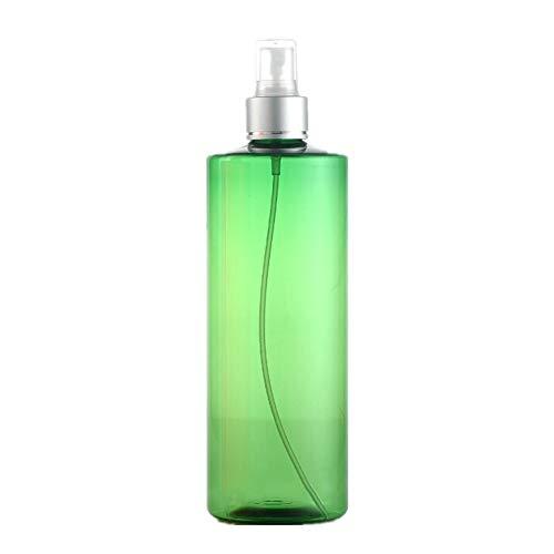 HEELPPO Spray Vide Spray Bottle Flacon Vide Flacon Recipient Cosmetique Flacon Spray Vide Fuite Preuve Pulvérisation Bouteille Liquide Vaporisateur Vaporisateur Vide Bouteille Green