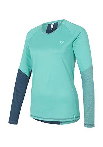 Ziener Dames NAREI lady (longsleeve) functioneel shirt - fiets, outdoor, fitness, sport - ademend, sneldrogend, lange mouwen