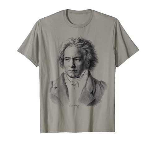 Beethoven, compositor de música clásica, pianista Camiseta
