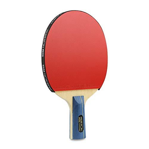 Fantastic Prices! RUIXFTA Portable Ping Pong Paddle Table Tennis Bat,Advanced Ping Pong Racket Train...