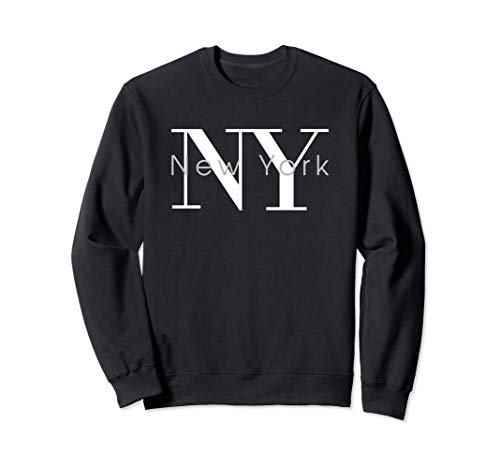New York City State NY Logo Queens Bronx Brooklyn Manhattan Sweatshirt