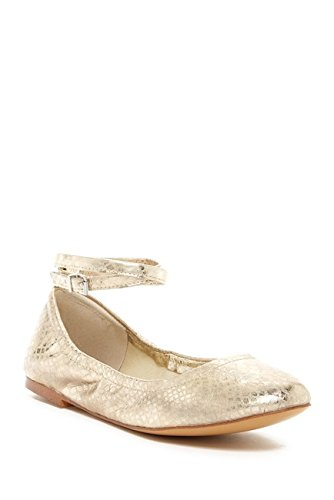 1.STATE Women's Shay Ballet Leather Flat, Roccia 5.5 B(M) US